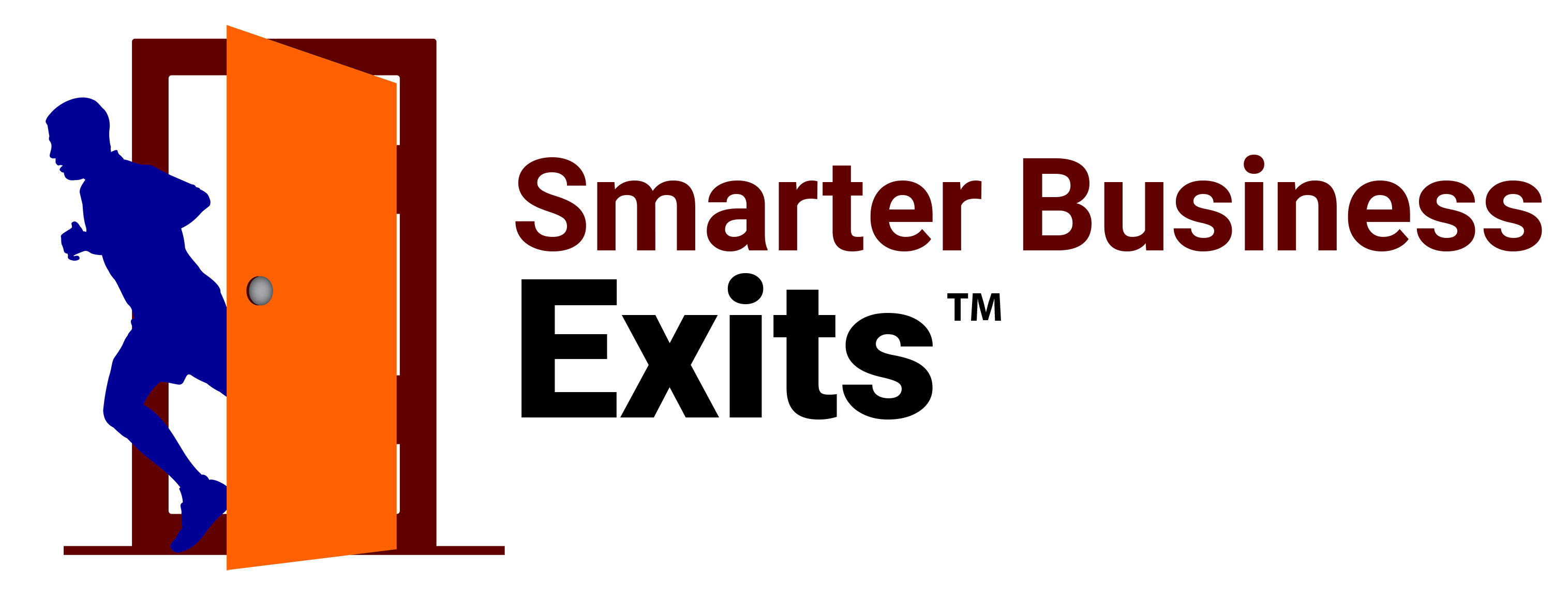 Logo for smarter business exits, corporate divorce, buyouts, redemption, joint sale of private business, succession planning.